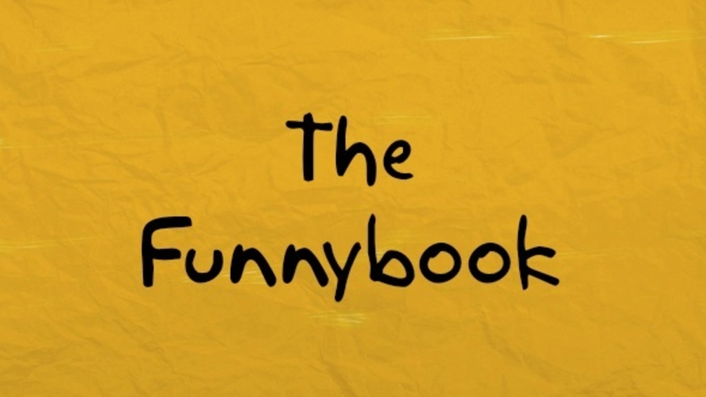 Project image for The Funnybook (Canceled)