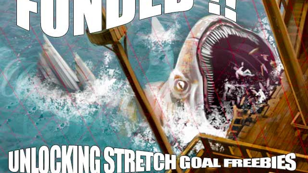 Miniature Sea Monsters, Dungeon Furniture and Big Beasts project video thumbnail