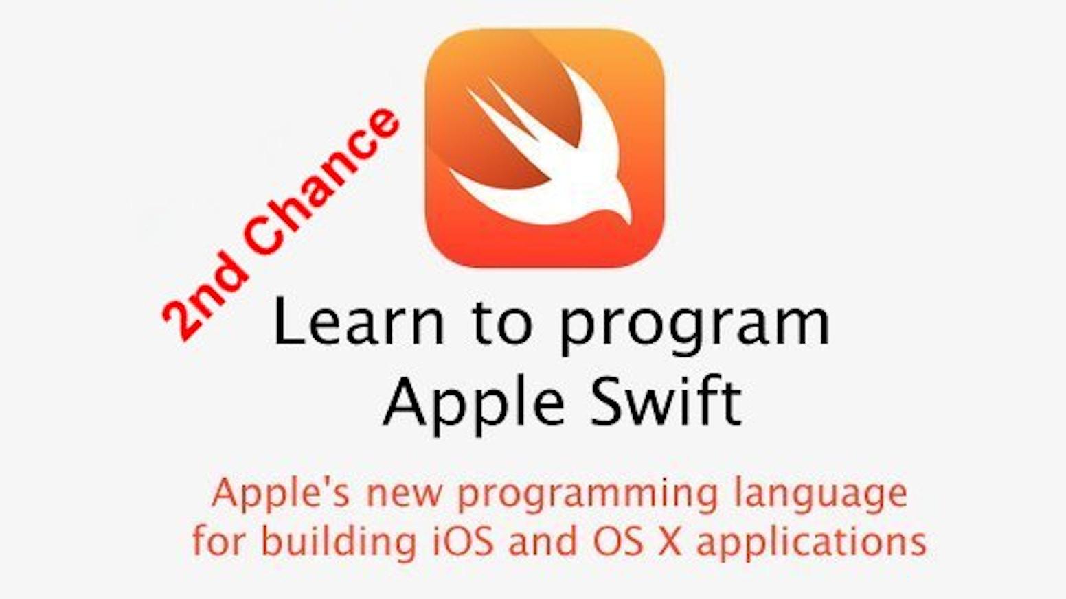 Learn to Program Apple Swift by Alan Forbes — Kickstarter