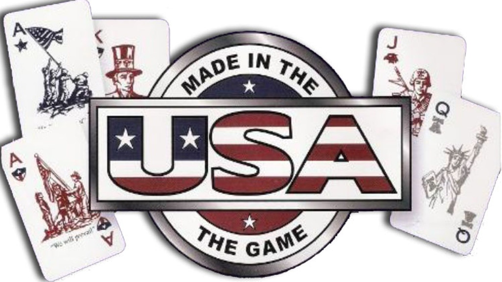 Made in the USA:  Thanks Veterans, this month & always! project video thumbnail