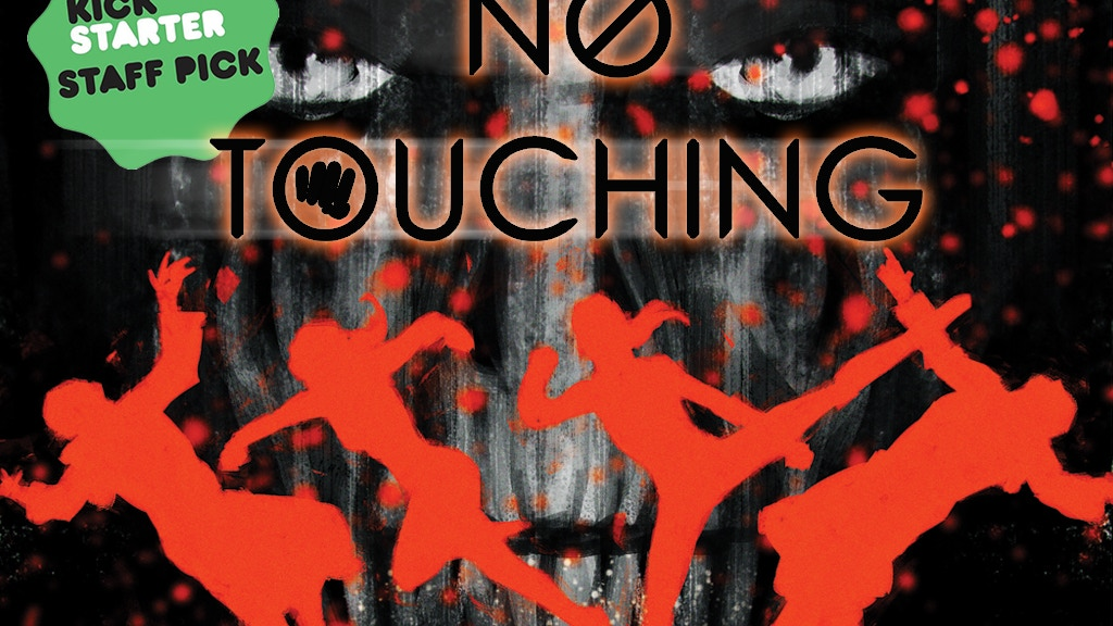 No Touching (Short Film) - With Zoë Bell & Heidi Moneymaker project video thumbnail