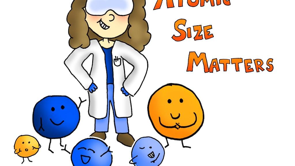 Atomic Size Matters project video thumbnail