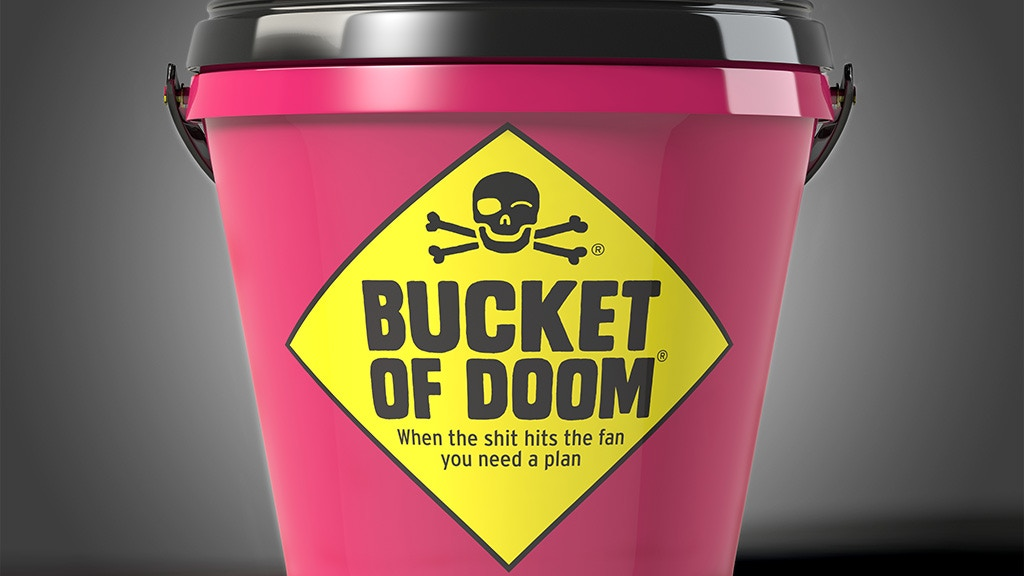 Bucket of Doom - The death-dodging party game project video thumbnail