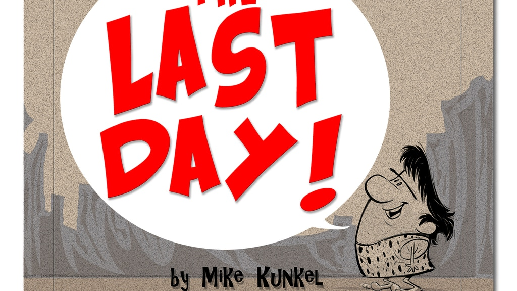 Cartoonist Mike Kunkel's New ABC Children's Book! project video thumbnail