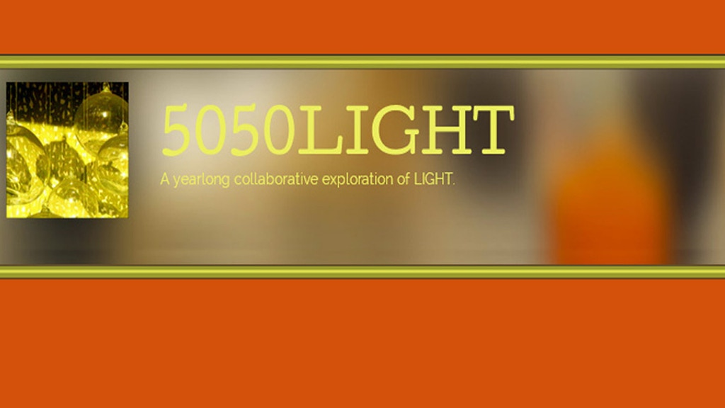 The 50/50 LIGHT project project video thumbnail