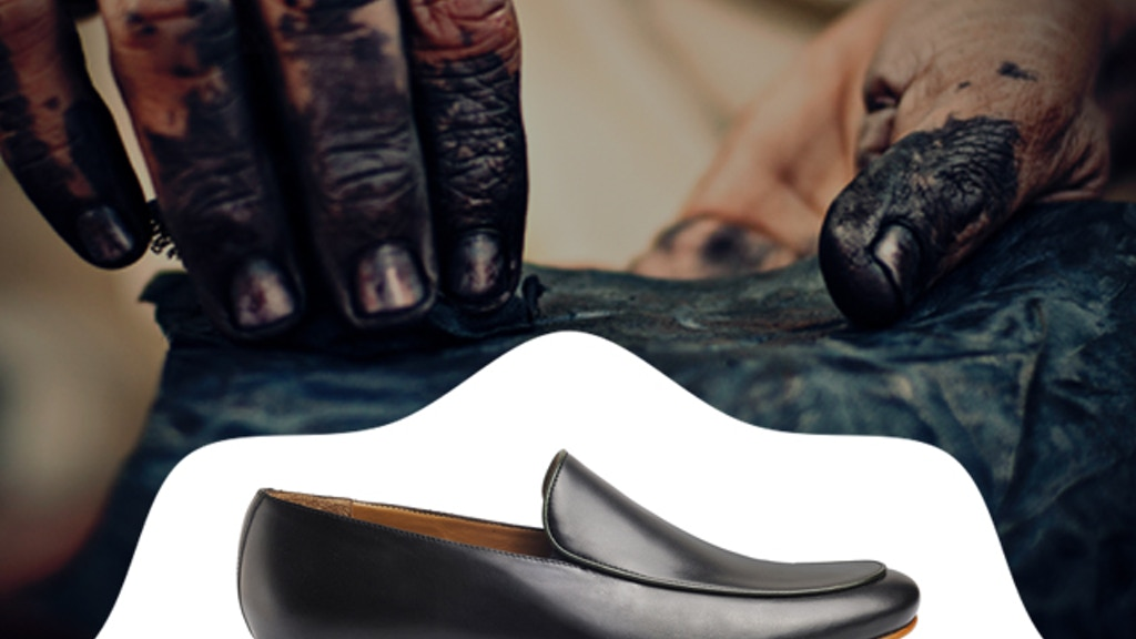 Markhor – 1800 Year Old Craftsmanship for Gentleman's Shoes project video thumbnail