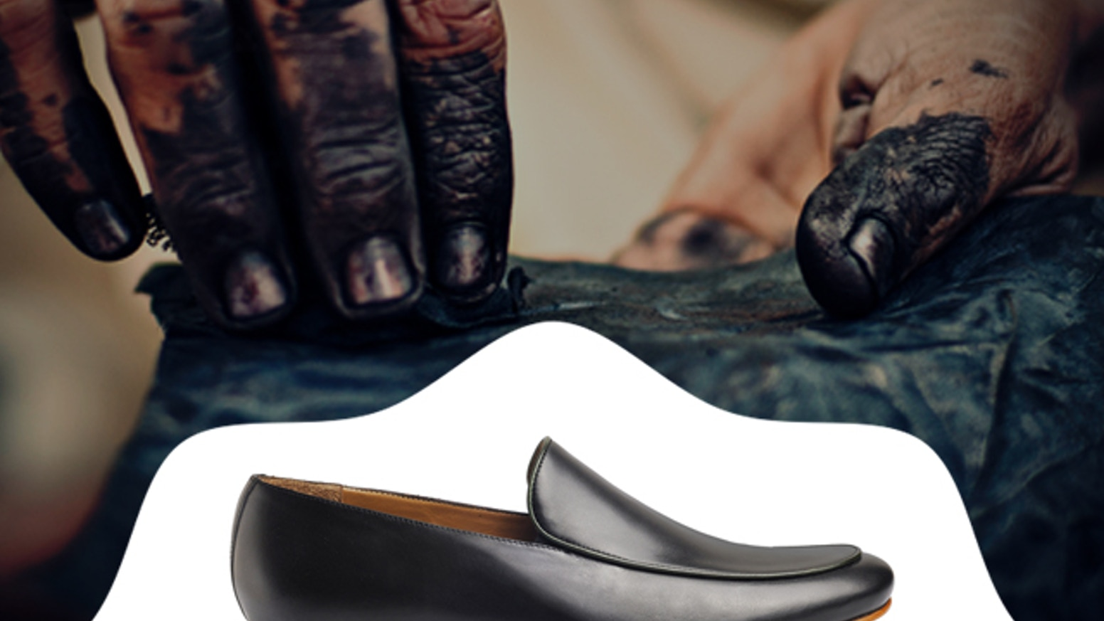 """The shoes are beautiful and look more well crafted than nearly anything else available in their price range. Markhor sources locally-made fine leather that's usually shipped off to Italy & all of the parts are carefully made by hand."" — Fast Company"