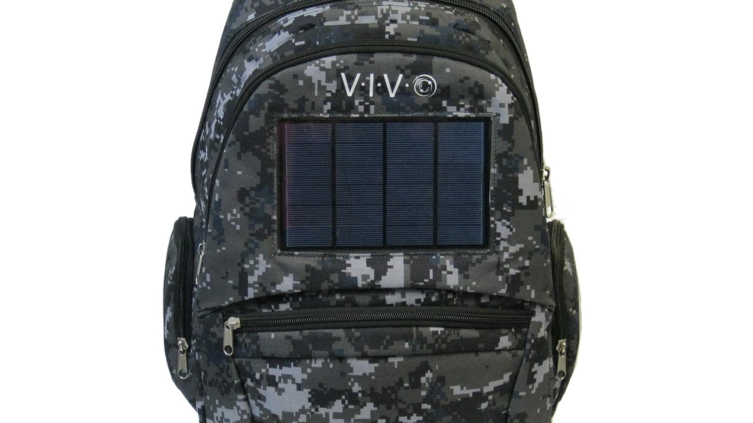 Vivo Solar Bag