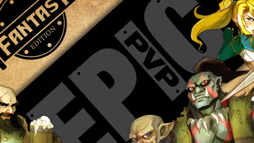 Epic PvP: Fantasy project video thumbnail
