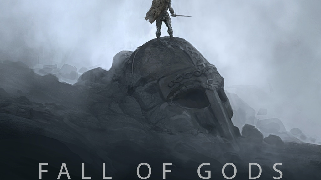 Fall of Gods project video thumbnail
