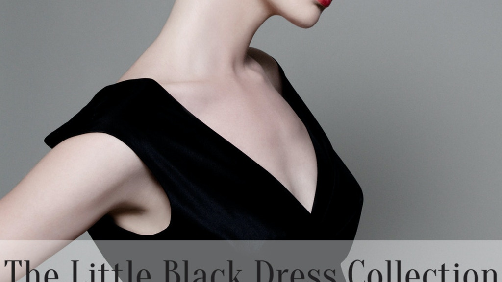 The Little Black Dress Collection by Emma Hunt London project video thumbnail