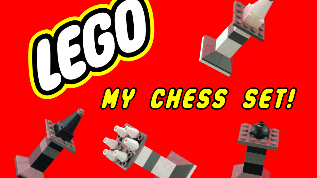 LEGO My Chess Set project video thumbnail