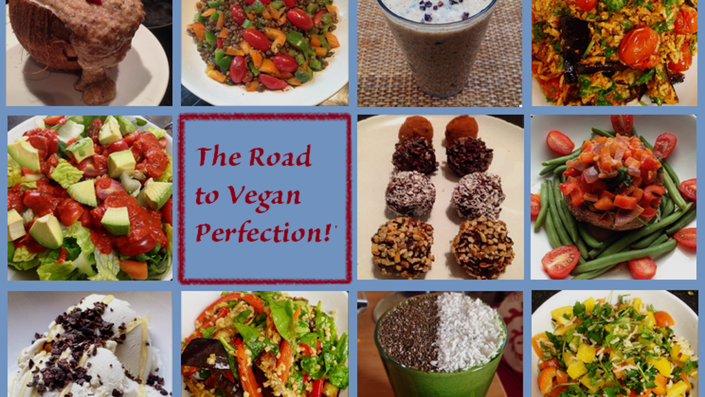 Project image for The Road to Vegan Perfection