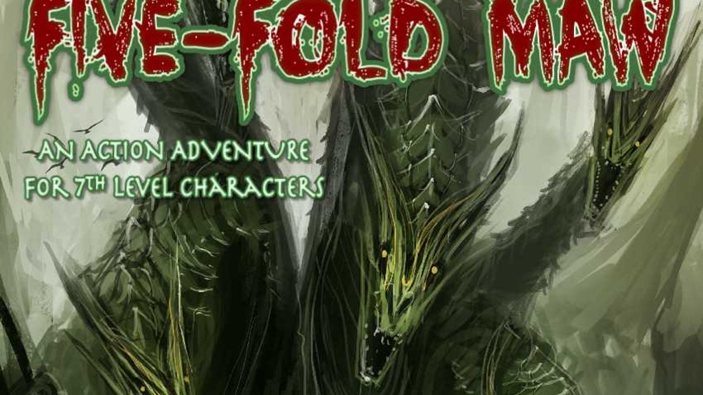 The Fen of the Five-Fold Maw Pathfinder Adventure! project video thumbnail