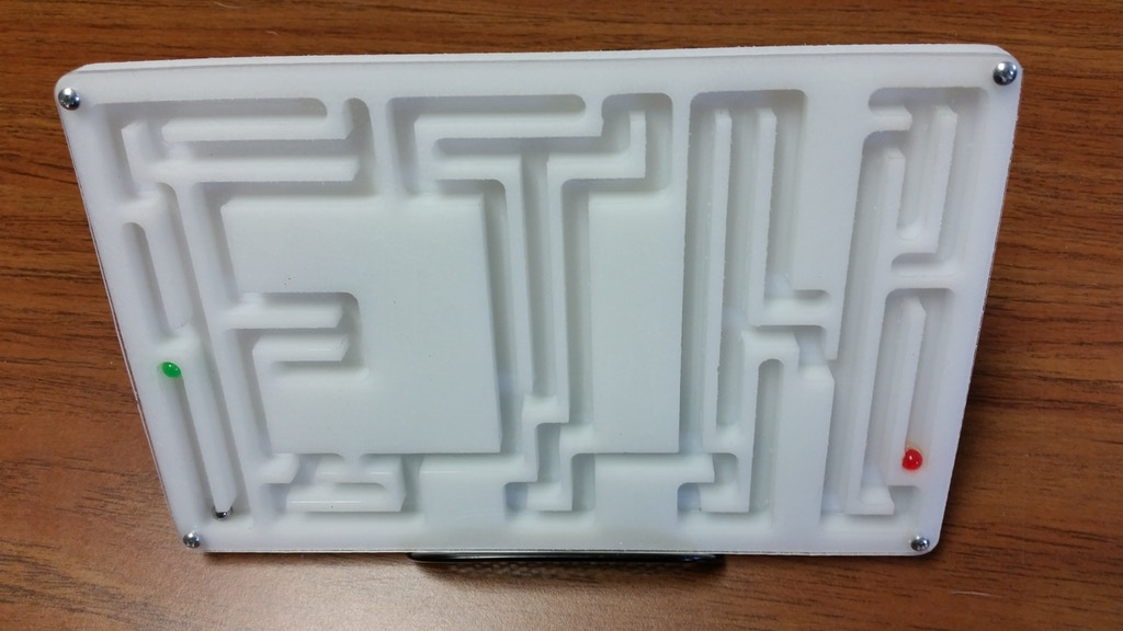 Project image for Your Maze, A personalized maze game.