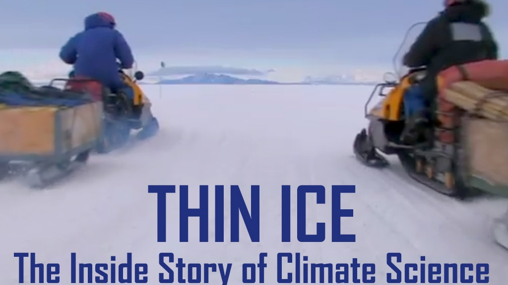 Editing THIN ICE climate science documentary for broadcast project video thumbnail