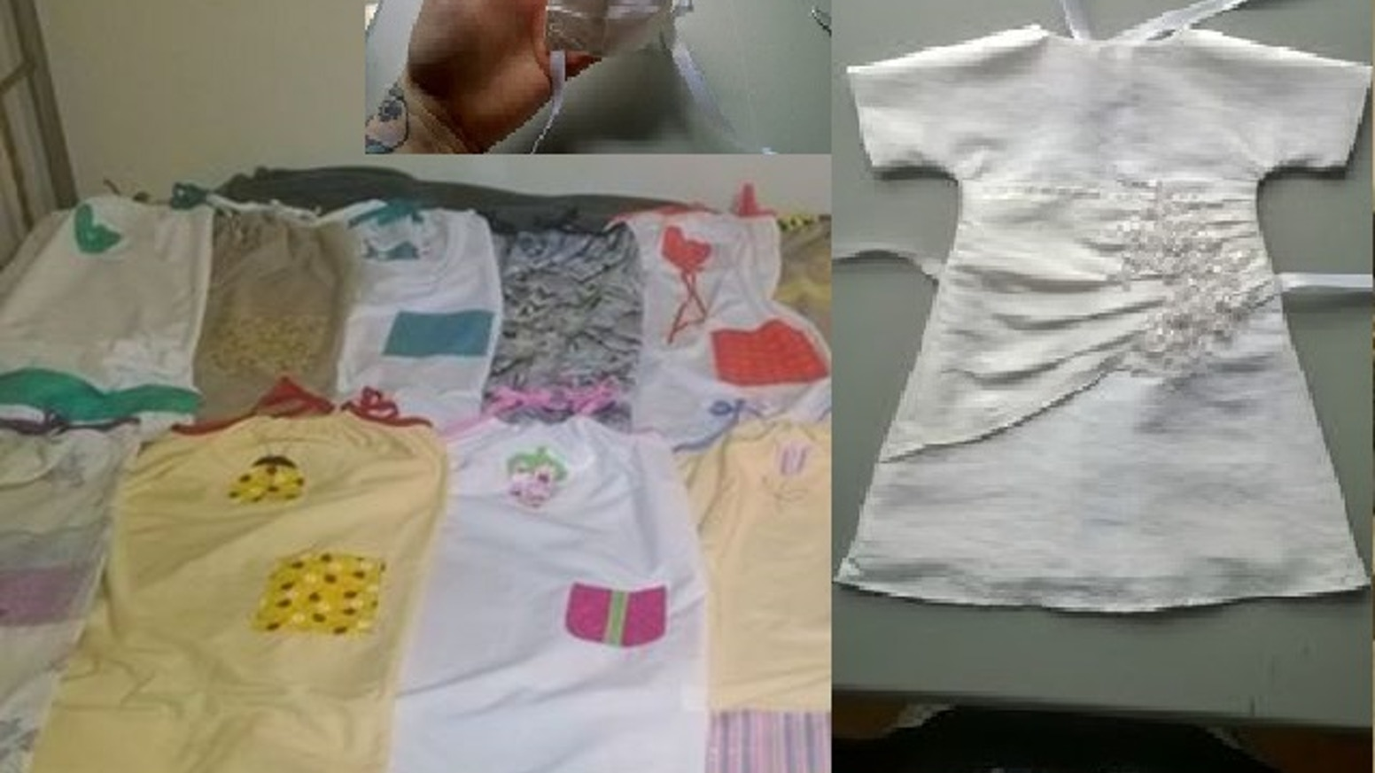Help me Help others:Volunteer Seamstress needs equipment by Suzy ...