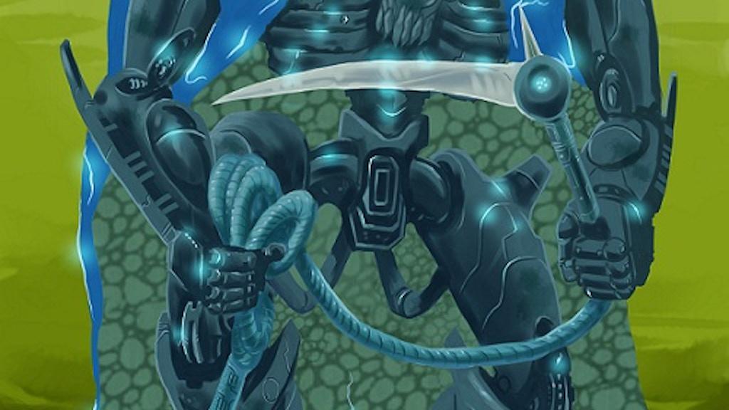 Mecha: Kaiju project video thumbnail