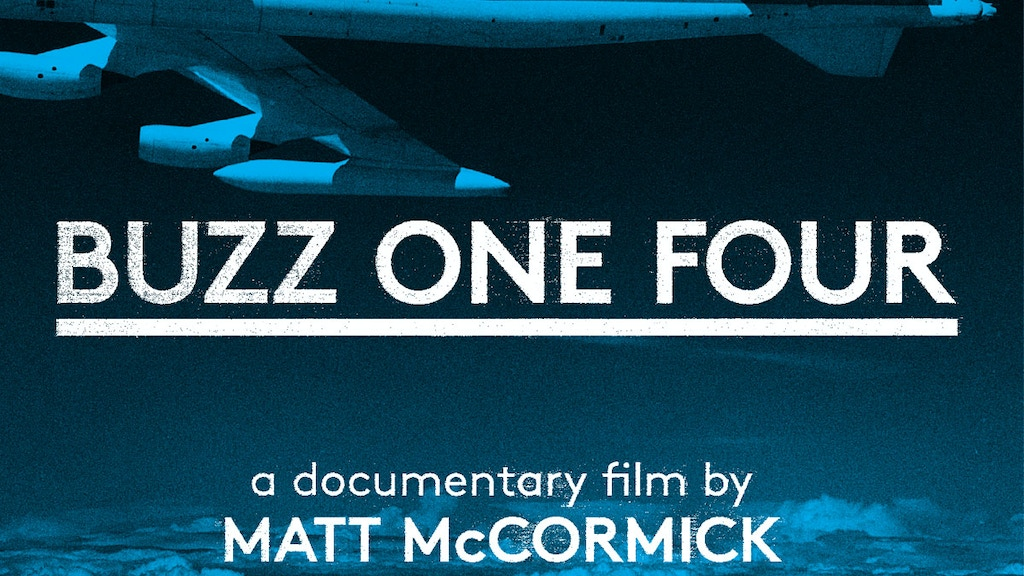 Buzz One Four project video thumbnail