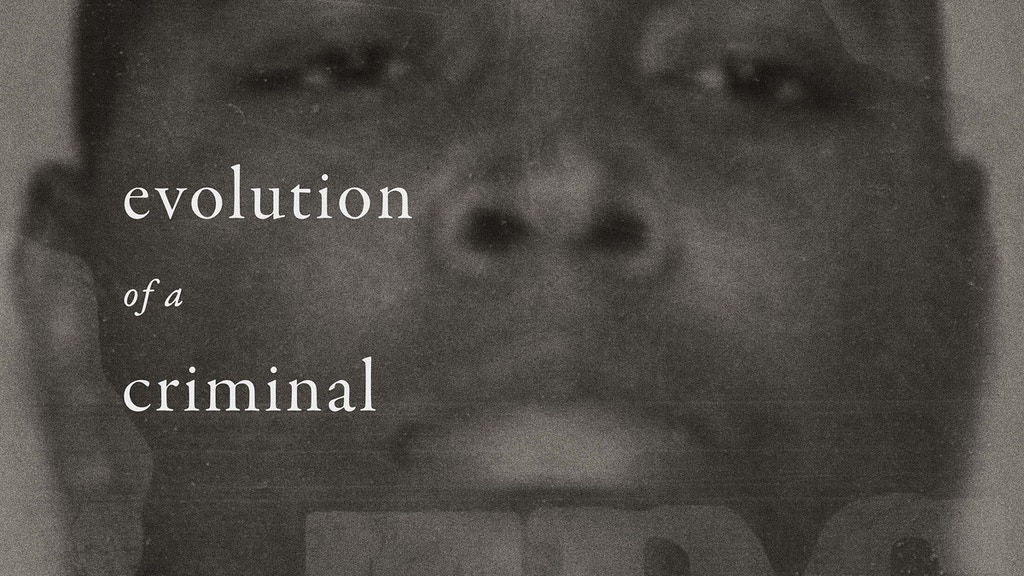 Evolution of a Criminal Theatrical Release! project video thumbnail