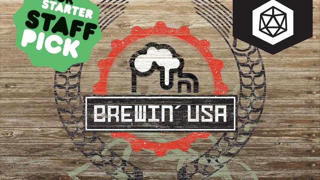 Brewin' USA project video thumbnail
