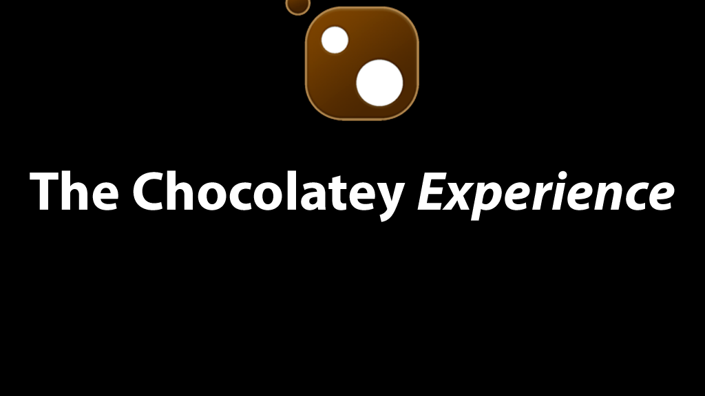 Chocolatey: The Alternative Windows Store - Like Yum/Apt-Get project video thumbnail