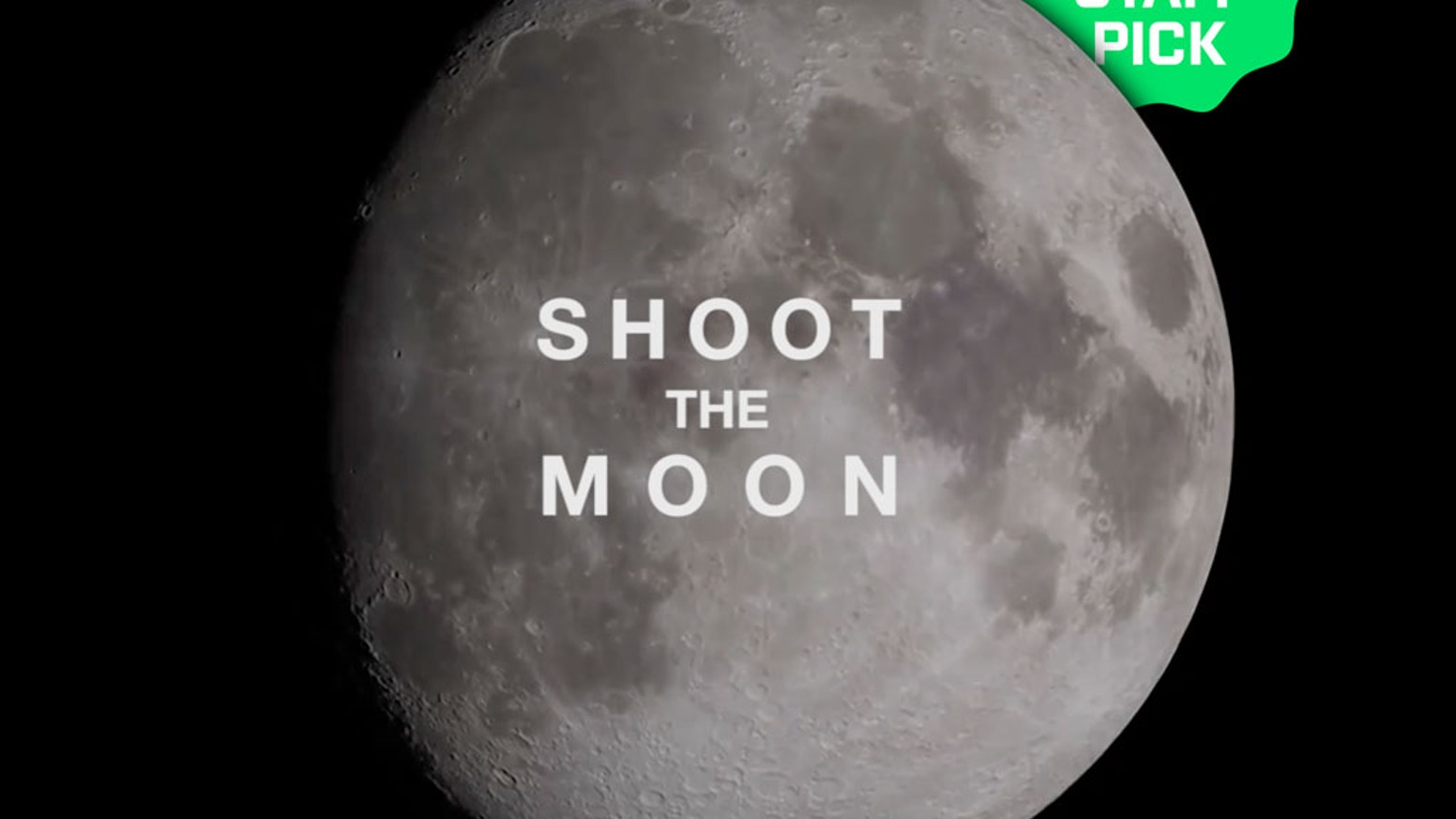 shoot the moon a film about sacrifice and a space elevator by shoot