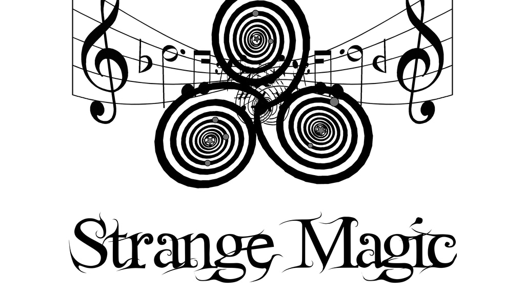 Strange Magic: New Magic Systems for the Pathfinder RPG project video thumbnail