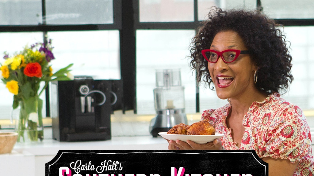 Carla Hall's Southern Kitchen project video thumbnail