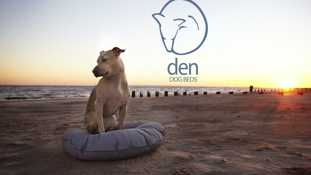 DEN - do good dog beds project video thumbnail