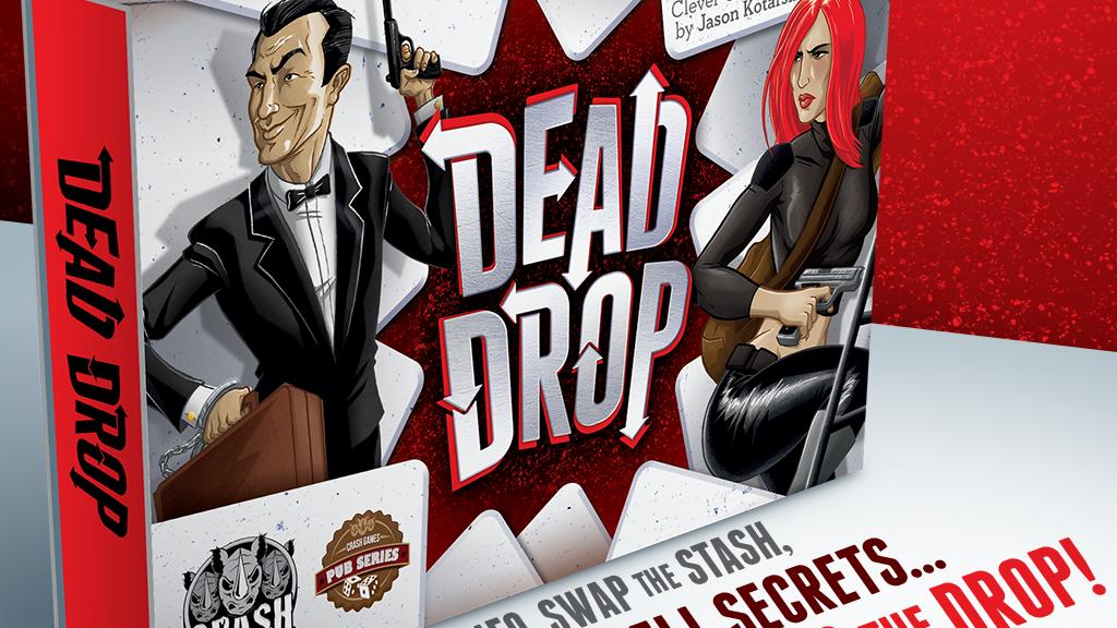 Dead Drop - A Pub Series Game project video thumbnail
