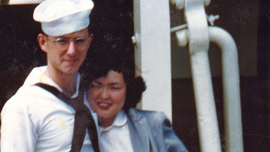 Fall Seven Times, Get up Eight: The Japanese War Brides project video thumbnail