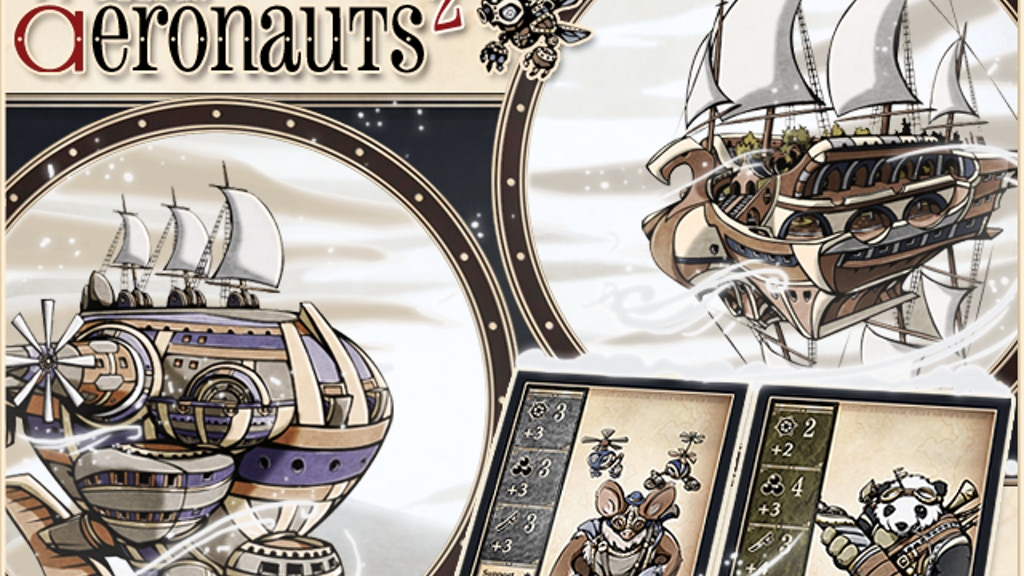 oddball Aeronauts 2: Double the Trouble project video thumbnail