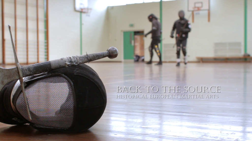 BACK TO THE SOURCE: Historical fencing documentary project video thumbnail