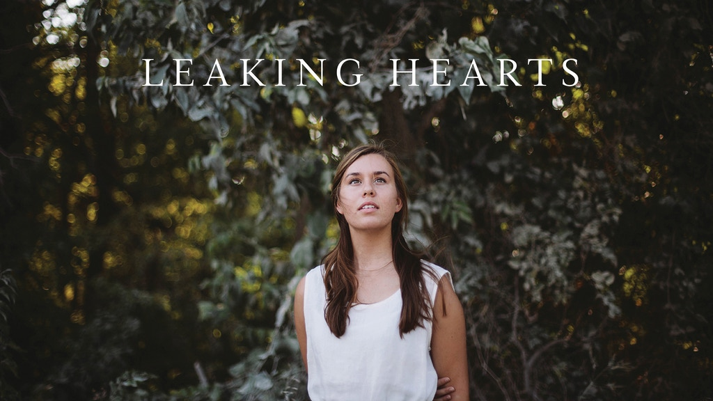 Leaking Hearts Magazine project video thumbnail