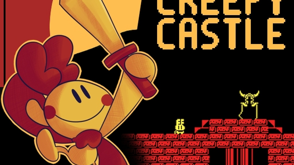 Creepy Castle project video thumbnail