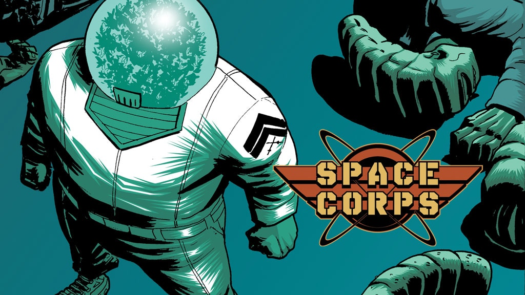 Space Corps #0 - Printing Our Webcomic project video thumbnail