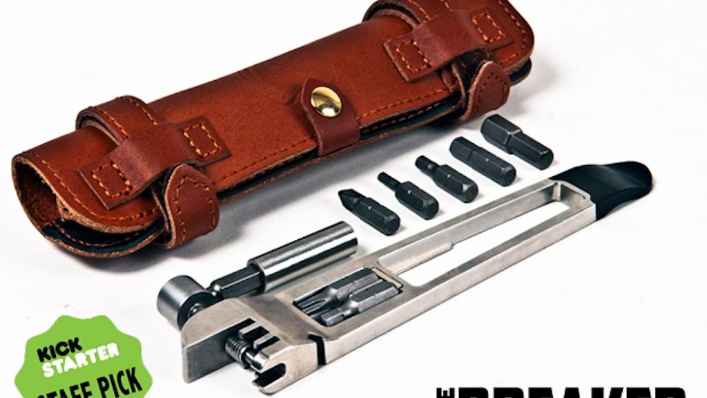 The Breaker Multi Tool project video thumbnail