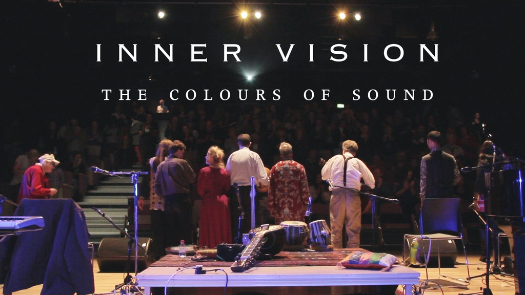 Inner Vision - The Colours of Sound project video thumbnail