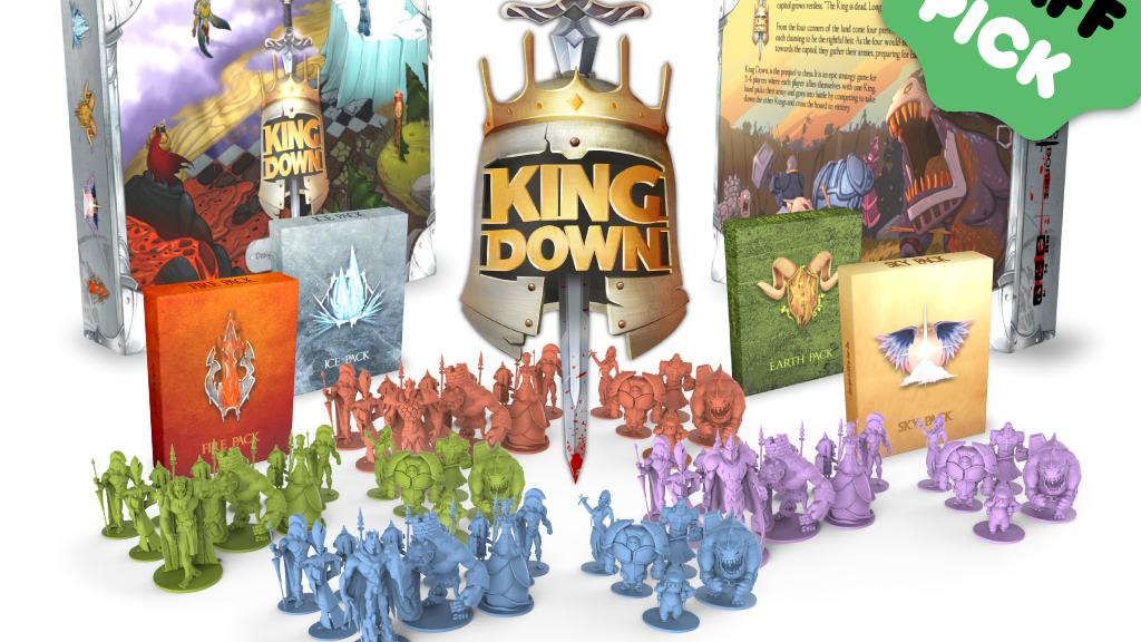 King Down project video thumbnail