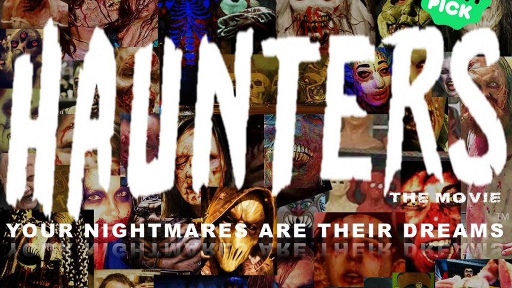 HAUNTERS - The Movie project video thumbnail