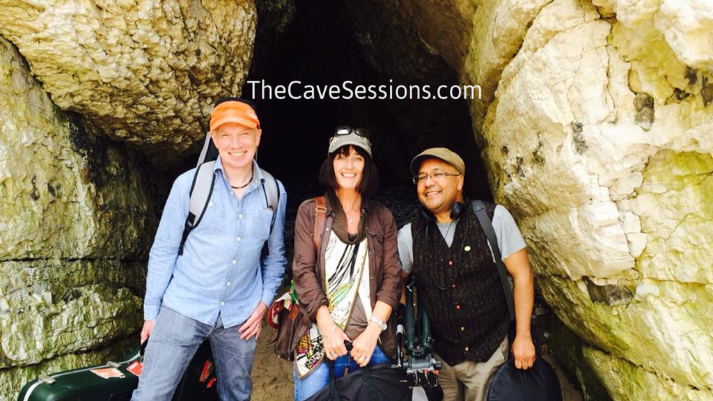 The Cave Sessions - Live Music Recorded In Irish Caves project video thumbnail