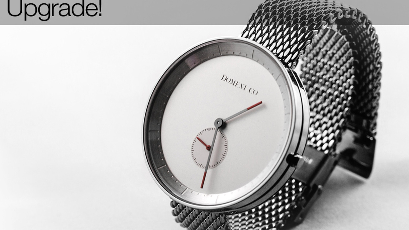 A minimal watch for both him and her. Breaking the boundaries of what luxury really is.