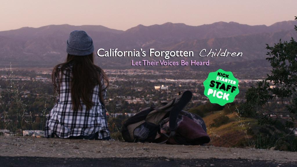 California's Forgotten Children - Documentary project video thumbnail