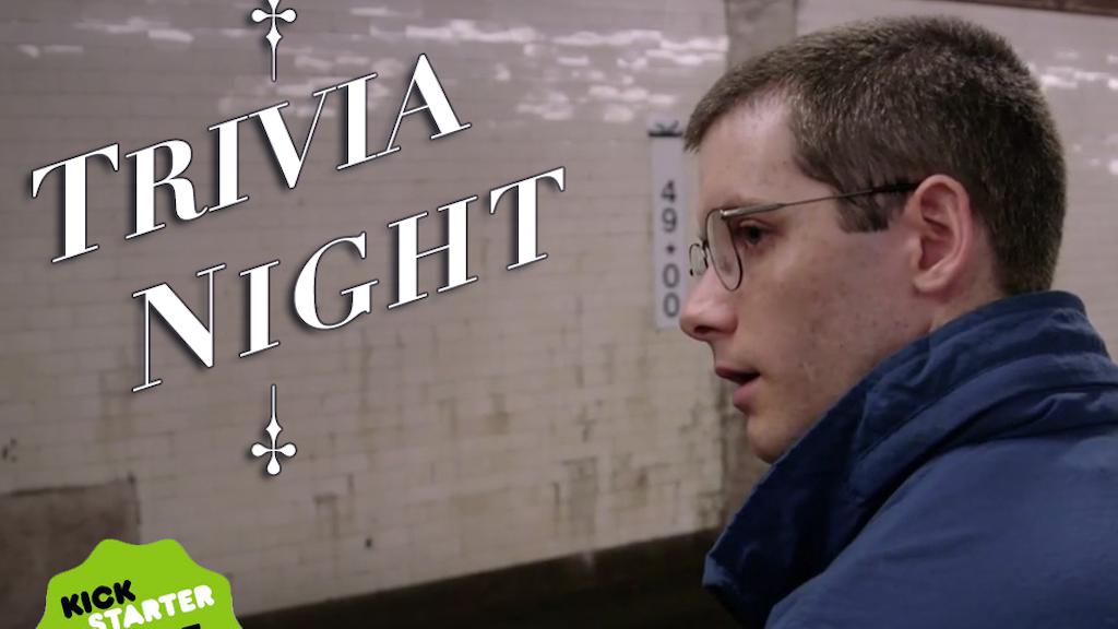 TRIVIA NIGHT project video thumbnail