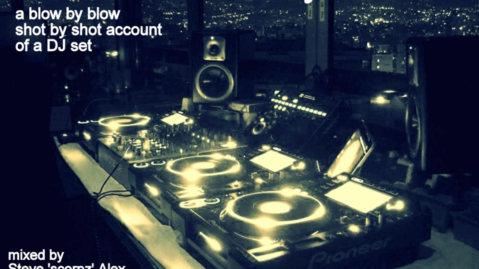 LET THE MUSIC PLAY!' by Steve 'scorpz 'Alex — Kickstarter