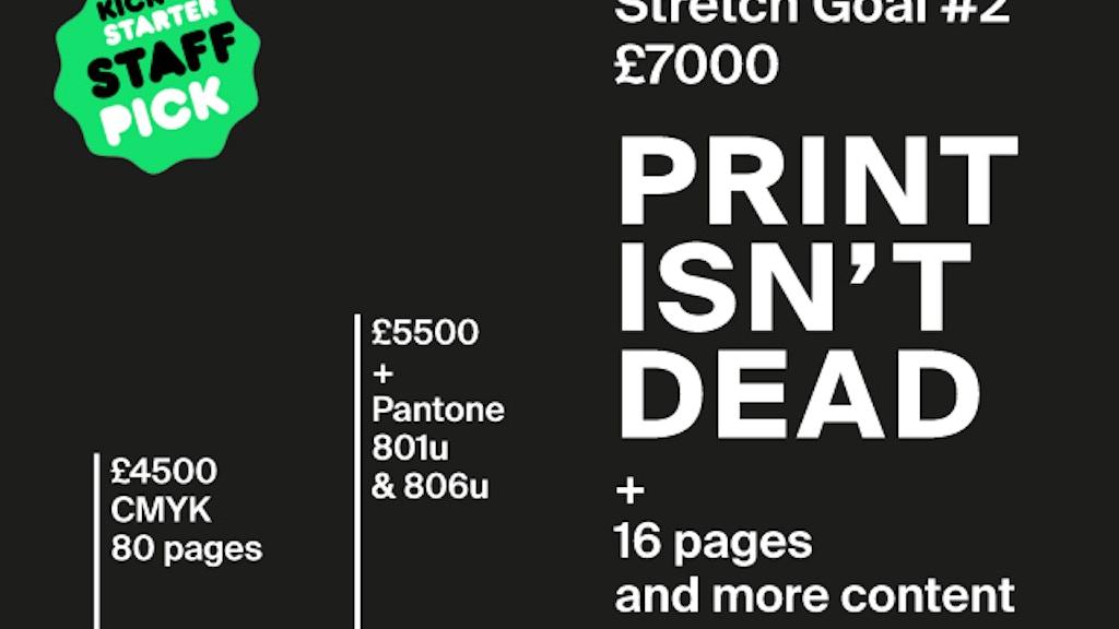 Print Isn't Dead Quarterly Publication   Element #002 project video thumbnail