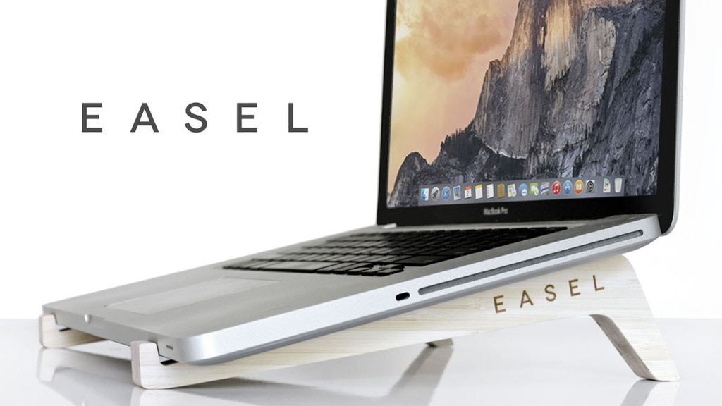 EASEL - Your Laptop's Best Friend project video thumbnail