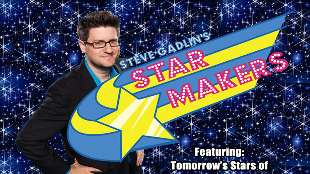 Steve Gadlin's Star Makers project video thumbnail