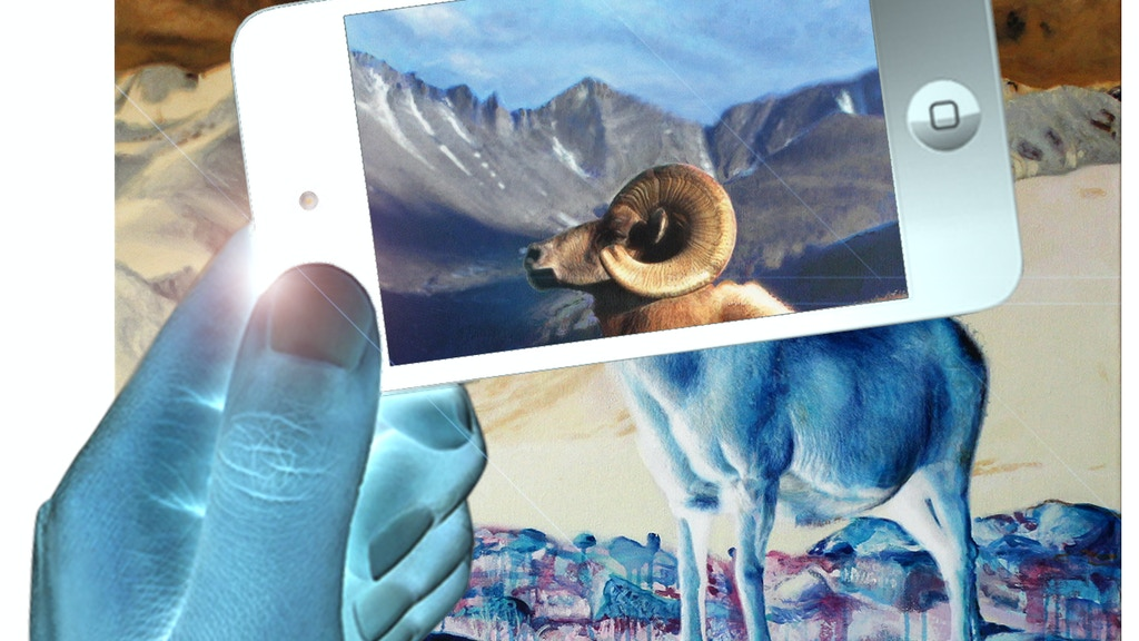 Iphone-Responsive Oil Paintings project video thumbnail